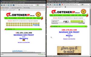 Diferencia de navegadores